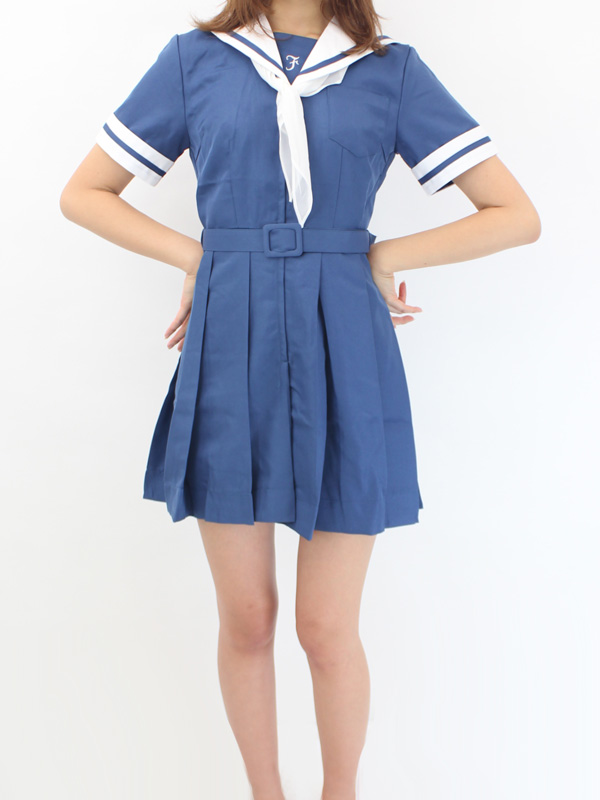 熊本学園大学付属高等学校 夏服ワンピ(レプリカ)